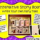 This super cute, hands on approach to pre-writing is sure to be a hit with your students, while strengthening their story mapping and story develop...