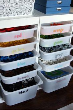50 Clever DIY Storage Ideas to Organize Kids' Rooms - DIY & Crafts
