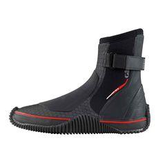Unisex Side lace System Zhik Skiff Boots Grey Black Boots260 Custom high Grip Sole