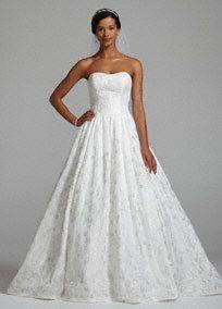 David's Bridal   Bridal Gowns   Shop By Trend   Pretty Pales