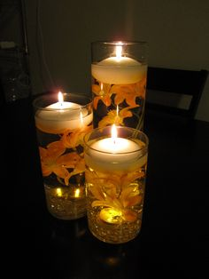 tealight fun #party #decor