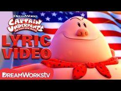 """(2) """"Captain Underpants Theme"""" Official Lyric Video   CAPTAIN UNDERPANTS: THE FIRST EPIC MOVIE - YouTube"""
