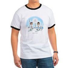 Ringer T Cartoons, Mens Tops, T Shirt, Shopping, Fashion, Supreme T Shirt, Moda, Cartoon, Tee Shirt