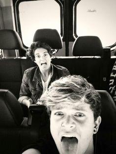 Connor and Brad