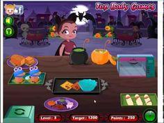 Baby Hazel ve arkadaşlarının müşterisi olduğu lokantada servis yapacağımız oyunun videosu.   Oyun Linki: http://www.yenioyunevi.com/halloween-bebek-lokantasi.html  Benzer Oyunlar: http://www.yenioyunevi.com/isletme-oyunlari
