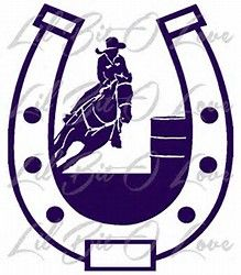 Image result for Barrel Racing Clip Art Sexy