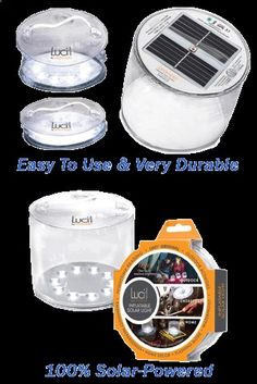 Free Luci Survival Solar Air Lantern Review - Is It Scam Or Work