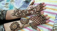 Bridal Mehndi Designs for Full Hands Front and Back, दुल्हन के हाथ की मेहंदी Latest Bridal Mehndi Designs, Stylish Mehndi Designs, Wedding Mehndi Designs, Mehandi Designs, Beautiful Arabic Mehndi Designs, Mehndi Designs For Beginners, Henna Mehndi, Most Beautiful, Tattoos