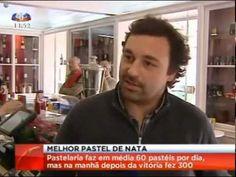 Lisbon's best Pastel de Nata is baked at Pastelaria Aloma!