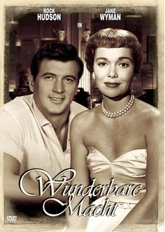 Magnificent Obsession (1954), german DVD cover