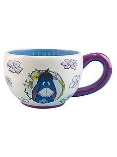 Disney Winnie The Pooh Eeyore Teacup, Winnie The Pooh Mug, Winnie The Pooh Friends, Disney Winnie The Pooh, Pooh Bear, Disney Coffee Mugs, Cute Coffee Mugs, Cute Mugs, Coffee Cups, Eeyore