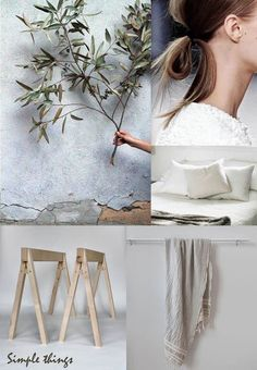 STIL INSPIRATION: Simple things