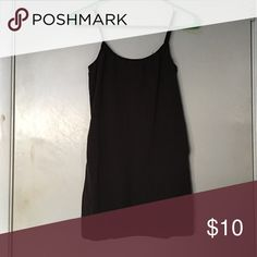 Plain Brown Tank Good condition plain brown tank, no stains or rips, any questions just ask.  No Trades Tops Tank Tops