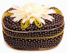 """The Gilded Lily Home: New Accessories for Fall from Goody Goody - Mumsey """"Cosmo"""" Cosmetics Case, $40.95"""