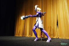 Kaminari cosplay