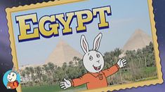 Buster's Egyptian Adventure | PBS LearningMedia Social Studies Resources, Free Lesson Plans, Motivate Yourself, Egyptian, Homeschool, Study, Classroom, Adventure, Studio