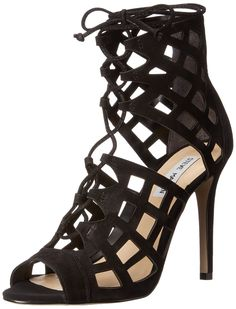 Steve Madden Women's Sedduce Dress Sandal ^^ Can't believe it's available, see it now : Lace up sandals