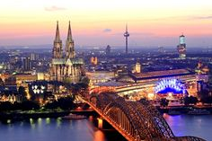 Colonia una ciudad alemana a visitar - http://directorioturistico.net/colonia-ciudad-alemana-visitar/