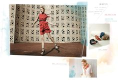 elise donoghue, Anthropologie, red, dress, fashion