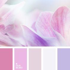beige rosado, color tulipa, colores de las tulipas, colores de las tulipas rosadas, elección del color para el diseño, malva, matices cálidos del rosado, púrpura y lila, rosa pastel, rosado cálido y rosado frío, rosado suave, selección de colores para hacer una reforma, tonos fríos del