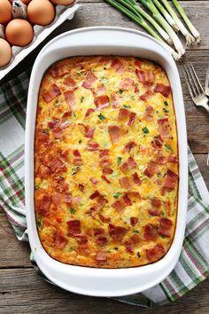 Bacon Potato and Egg Casserole Really nice recipes. Every  Mein Blog: Alles rund um Genuss & Geschmack  Kochen Backen Braten Vorspeisen Mains & Desserts!