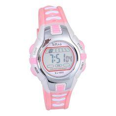 Waterproof Children Boy Digital LED Watch Kids Swimming Sports Wrist Watch Boys Girls Clock Child Gift
