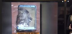 Man sues Samsung saying Note 7 exploded in his pants     - CNET  Technically Incorrect offers a slightly twisted take on the tech thats taken over our lives.  Enlarge Image  Strobels Note 7.                                             WPTV-TV screenshot by Chris Matyszczyk/CNET                                          It was going to blow up this way sooner or later.   After news emerged that Samsung had received 92 reports in the US about the battery in its Galaxy Note 7 phone overheating…