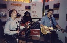 Galaxie 500 instore in London 1990