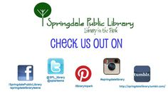 The library's on social media!