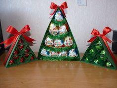 ЖИЗНЬ ПРЕКРАСНА - блог Наталии Юшковой.: Как упаковать подарок на Новый год.