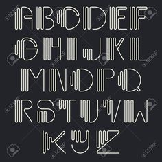 Creative Lettering, Lettering Styles, Graffiti Lettering, Lettering Design, Hand Lettering Alphabet, Typography Letters, Journal Fonts, Bullet Journal Writing, Graphic Design