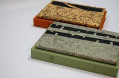 Triple boards binding - paper version