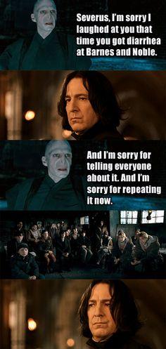 Mean Girls w/ Harry Potter is my favorite!