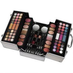 Maleta de Maquiagem Markwins Profissional Colours - Megazim