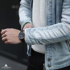 Our bro @philippegazarstyle showing us how to wear an @antonimanuel Black G.Miller Classico #watch on a casual day out.  #AntoniManuelWatches  www.AntoniManuel.com || #AntoniManuel  #watch #watches #watchesofinstagram #watchessentials #watchesforsale #watchesgrade #watchesoninstagram #wristgame #watchporn #luxurywatch #watchoftheday #watchaddict #watchanish #watchgeek #watchlover #watchmania #watchgame #watchdaily #watchfreak #watchcommunity #luxurywatch #wristwatch  #watchshot #wristshot… Watch Sale, Watches, Casual, How To Wear, Bro, Accessories, Black, Men