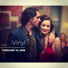 Richie & Devon. @hbo's newest fucked up marriage. Valentine's Day. 9pm @vinyl by oliviawilde