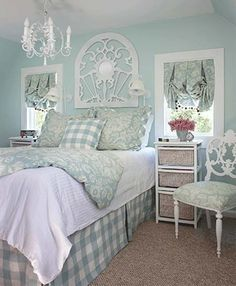 Home-Dzine - Copy these ideas for decorating a bedroom - just add your own unique touches here and there
