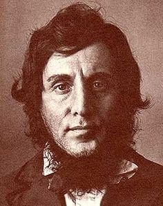 "Henry David Thoreau - ""A man can live and be healthy without killing animals for food; therefore, if he eats meat, he participates in taking animal life merely for the sake of his appetite. And to act so is immoral."" Henry David Thoreau, On Civil Disobedience"