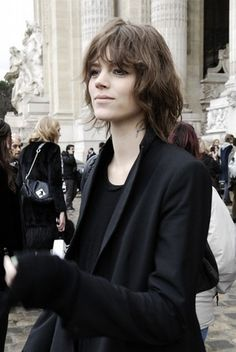 The queen of cool: Freja Beha Erichsen - Free Talk - Chinadaily Forum