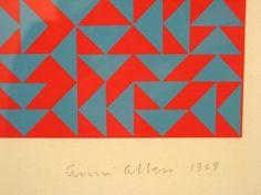 Annie Albers 1969