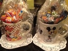 Character candy cups. £2.50. Mother's Day Gift Sets, Mother Day Gifts, Cups, Candy, Tableware, Character, Mugs, Dinnerware, Sweets