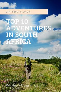 Book a guided hiking trip in South Africa - Dirty Boots Footprints, Cape Town, The Great Outdoors, Wilderness, South Africa, Philosophy, Things To Do, Paradise, Blessed