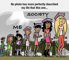 A Society Based On Appearances