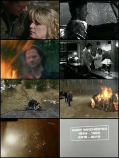 Sam and Dean continue to worry about the condition of Jack's soul. Supernatural Mary, Winchester Supernatural, Supernatural Seasons, Castiel, Mary Winchester, Superwholock, Dean, Amanda, Salt