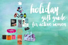 There's something for every active woman from fitness apparel and accessories to gadgets and relaxation remedies. And although this may not be the perfect time to talk about fitness, especially now that we're getting into the season of reunions and endless feasting, we would like to share our guide to find a thoughtful gift that helps your favourite fitness fanatic achieve her fitness goals.