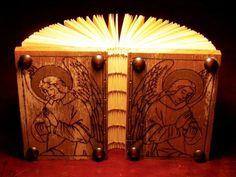 Codex Copto encuadernado a mano en eldiariodelosviajes.com