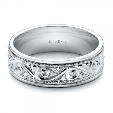 engraved wedding bands - Google Search