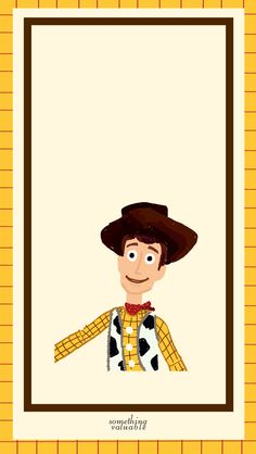 iPhone wallpaper design • toystory woody • http://blog.naver.com/parksuyeon52
