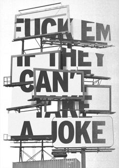 Powerful Compositions / Typeverything.com - byChristopher Wool.
