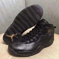 reputable site 25321 50d6c Air Jordan 10 NYC 310805-012 (5) Jordan 10, Jordans Sneakers,